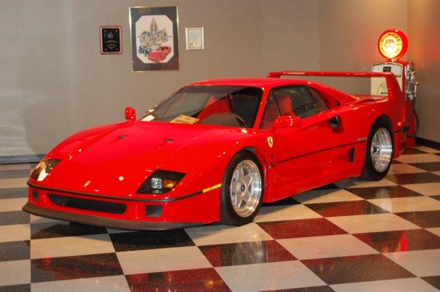 90 Ferrari